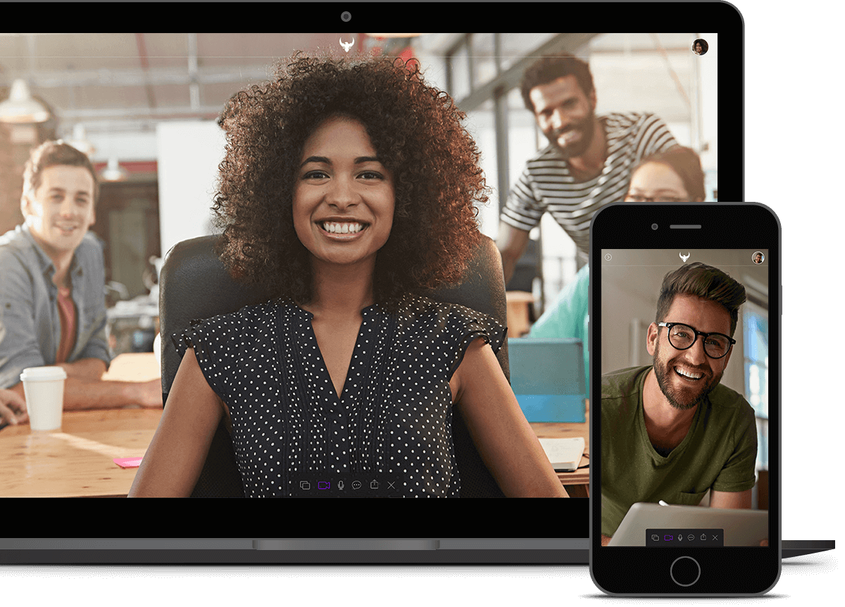 web based video chat and video conferencing in your desktop or mobile browser